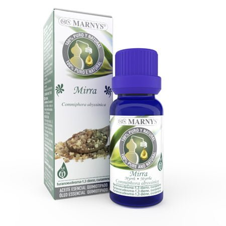 Óleo Essencial de Mirra 15 ml