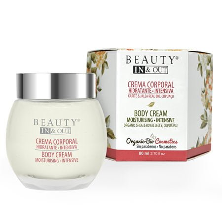 INOUT002 - Creme corporal hidratante intensivo Beauty In & Out