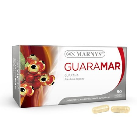 MN309 - Guaraná 60 X 500 mg