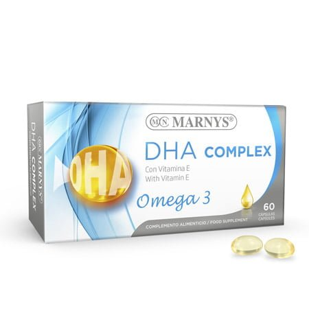 MN438 - DHA Complex 60 X 500 mg