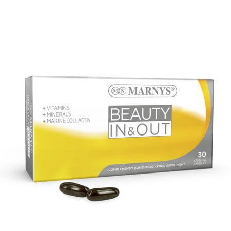 Marnys Beauty In & Out 30 cápsulas